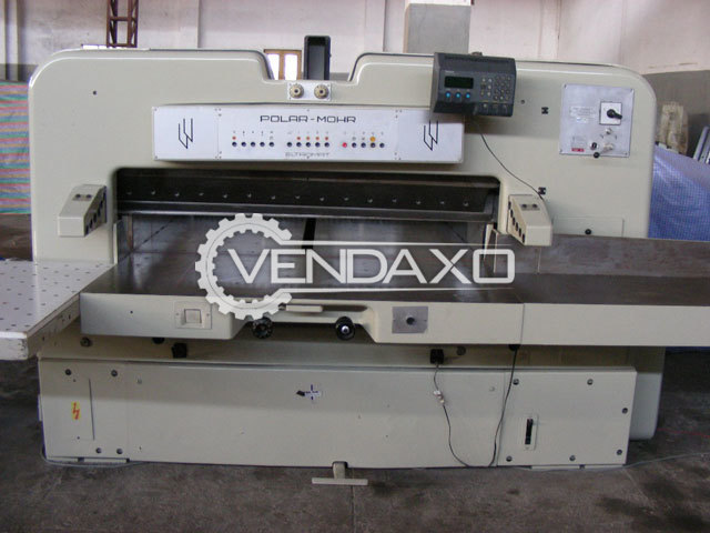 Polar 150 CE Paper Cutting Machine - Size - 60 Inch