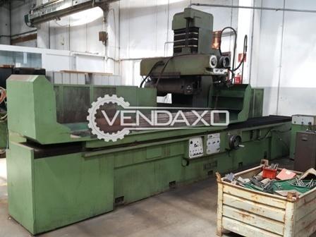 Alpa rtm 2100 surface grinding machine