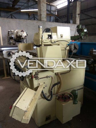 Microbanc surface grinding machine 2