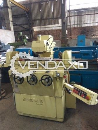 Microbanc surface grinding machine 3