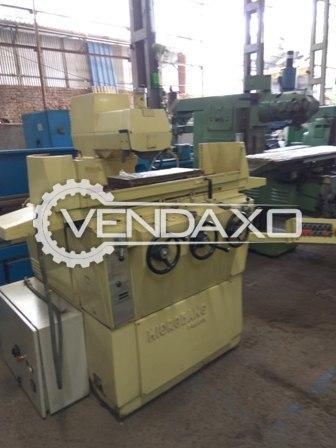 Microbanc surface grinding machine 4