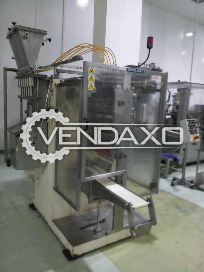 Universal Packaging Machine - Power - 4.5 KW