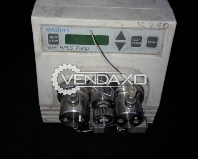 Waters 515 HPLC Pump - Max.Operating Pressure - 6,000 psi (401 bar)