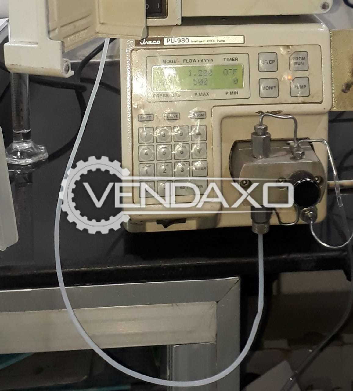 Used Waters 515 HPLC Pump - Max Operating Pressure - 6,000