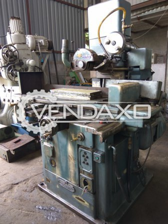 Jones shipman 1011 surface grinding machine 4
