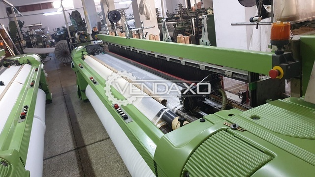 4 Set OF Somet Super Excel Loom Machine - Width - 3600 mm