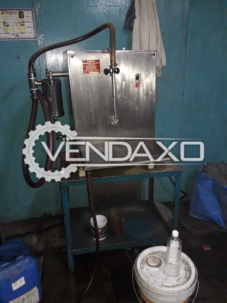 Indian Make Liquid Filling Machine - Cap. 1 Liter