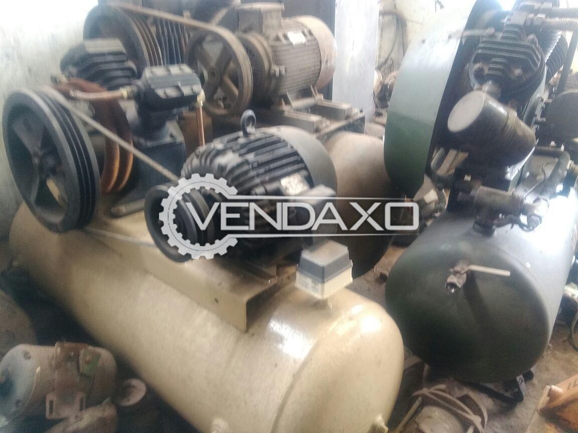 Ingersoll rand air compressor 7.5 hp