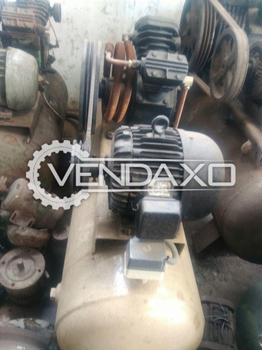 Ingersoll rand air compressor 7.5 hp  3