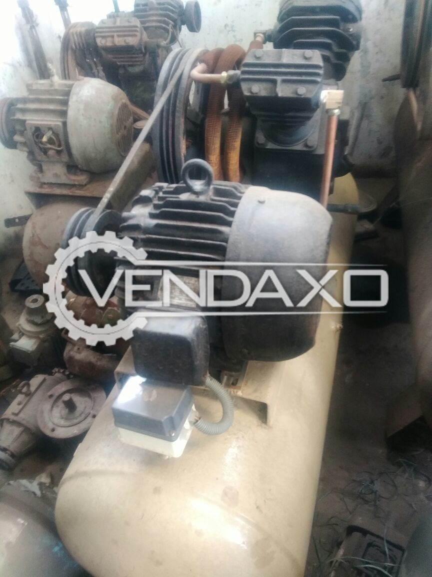 Ingersoll rand air compressor 7.5 hp  4