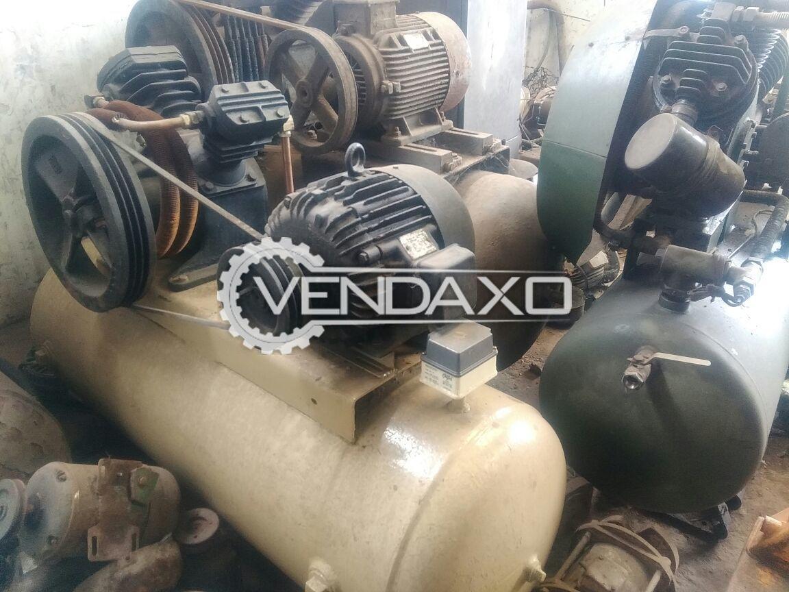 Ingersoll rand air compressor 7.5 hp  5