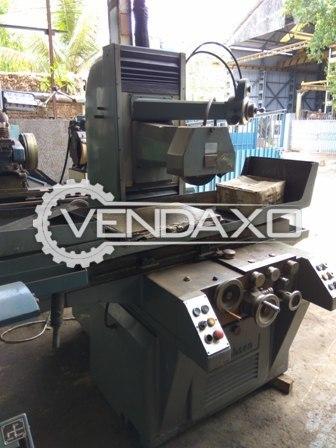 Jakobsen Surface Grinding Machine