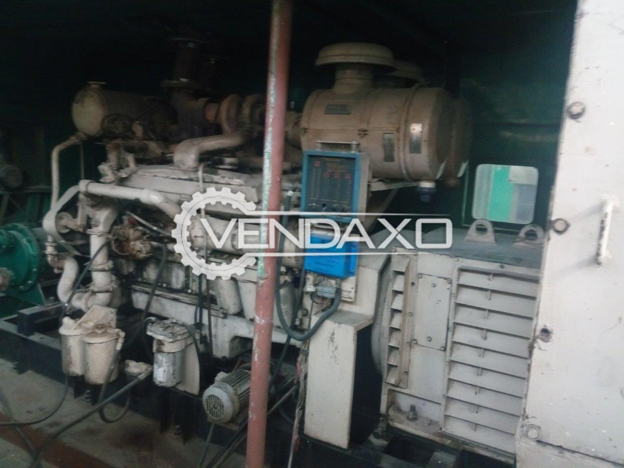 Kirloskar 3 Sets Of Diesel Generator - 500 kVA