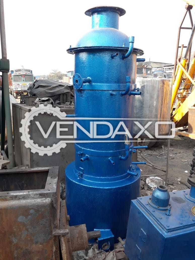 Wood Fire Boiler - 200 KG