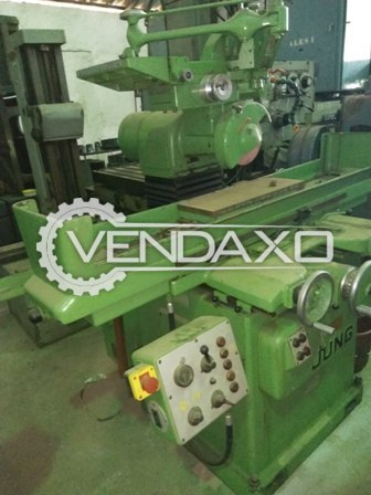 Jung surface grinding machine 4