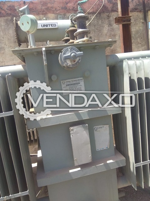 United Transformer - 630 Kva, 2007 Model