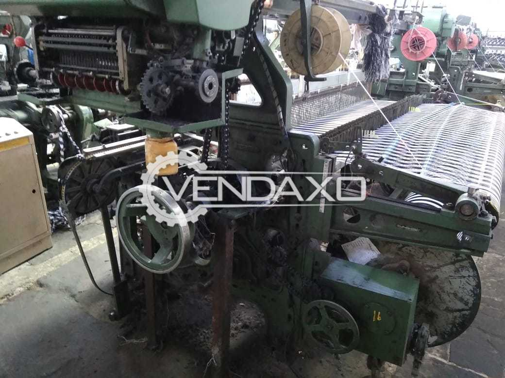 12 Set OF Laxmi Loom Machine - Width - 80 Inch