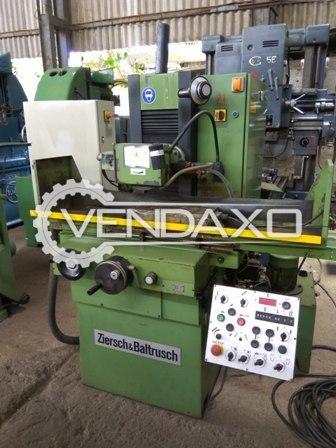 Ziersch surface grinding machine 2