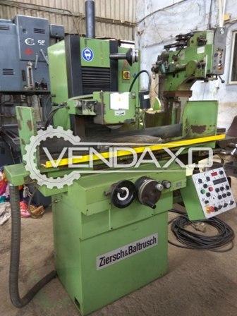 Ziersch surface grinding machine 4