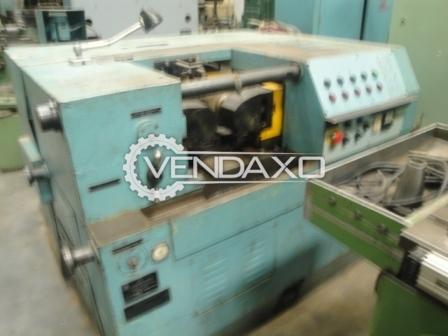 Stanko thread rolling machine 25 ton 3