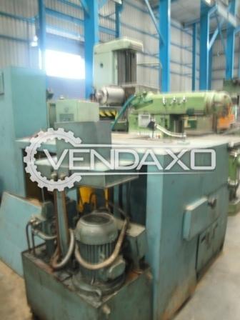 Stanko thread rolling machine 25 ton  4