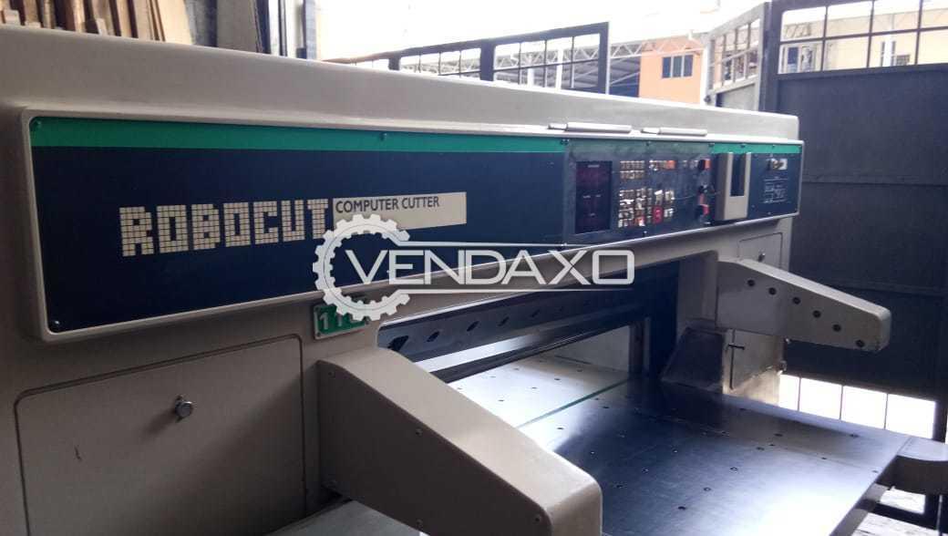 ITOH Robocut Paper Cutting Machine - Size - 45 Inch, 1998 Model