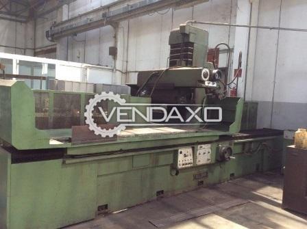Alpa rtm 2100 surface grinding machine 2