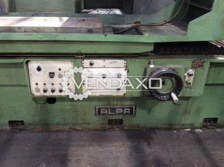 Alpa rtm 2100 surface grinding machine 3