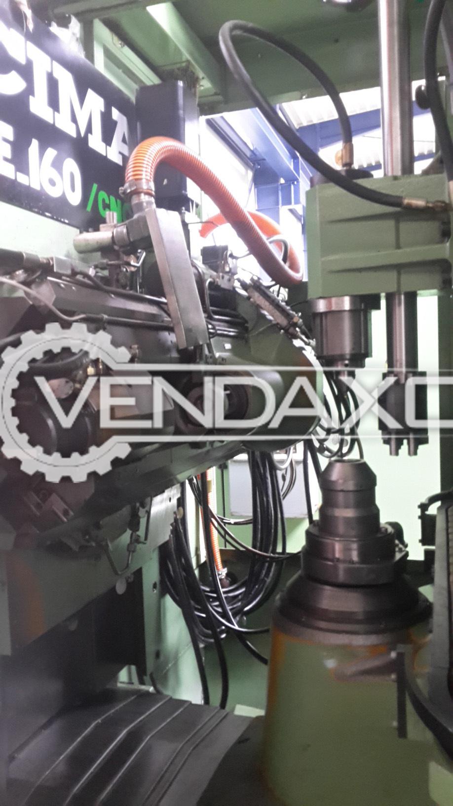 Cima cnc hobbing machine 2