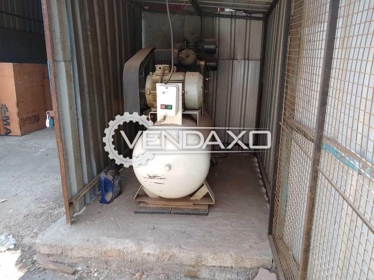 Nova Air Compressor - Motor - 15 HP