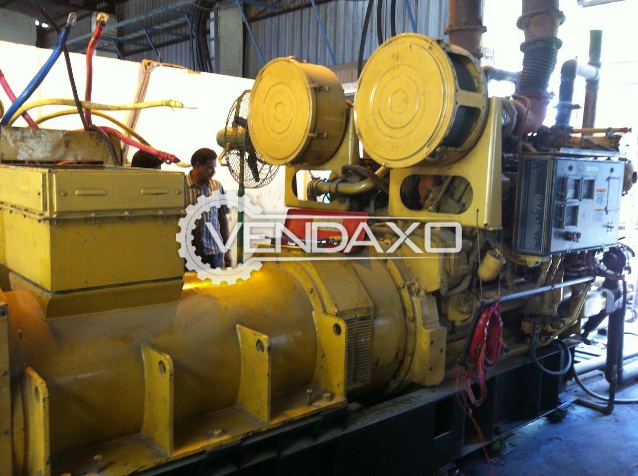 Diesel Generator - 1000 kVA