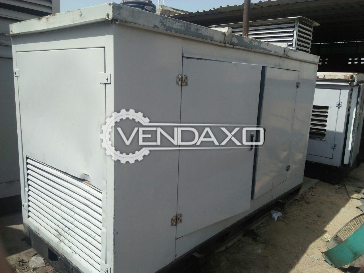 Cummins Air Compressor - 30 kVA