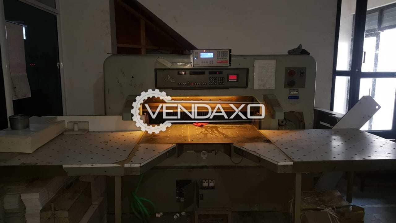Polar 115 EM Paper Cutting Machine - Size - 45 Inch