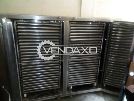 96 Tray Dryer