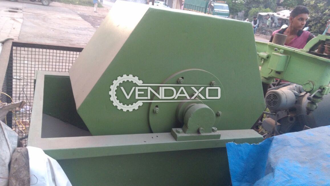 Polishing machine green 2
