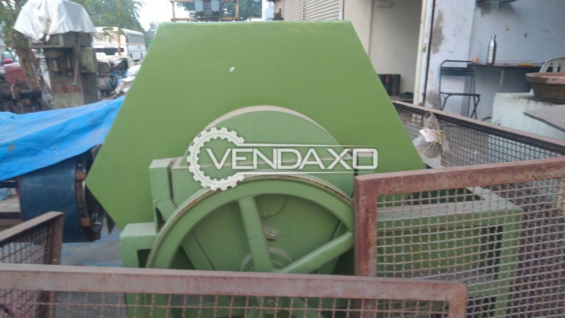 Polishing machine green 3