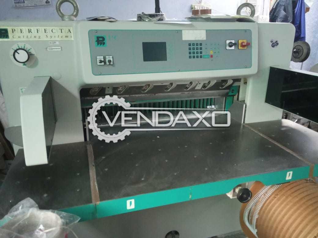 Perfecta 92 UC Paper Cutting Machine - Size - 36 Inch, 2007 Model