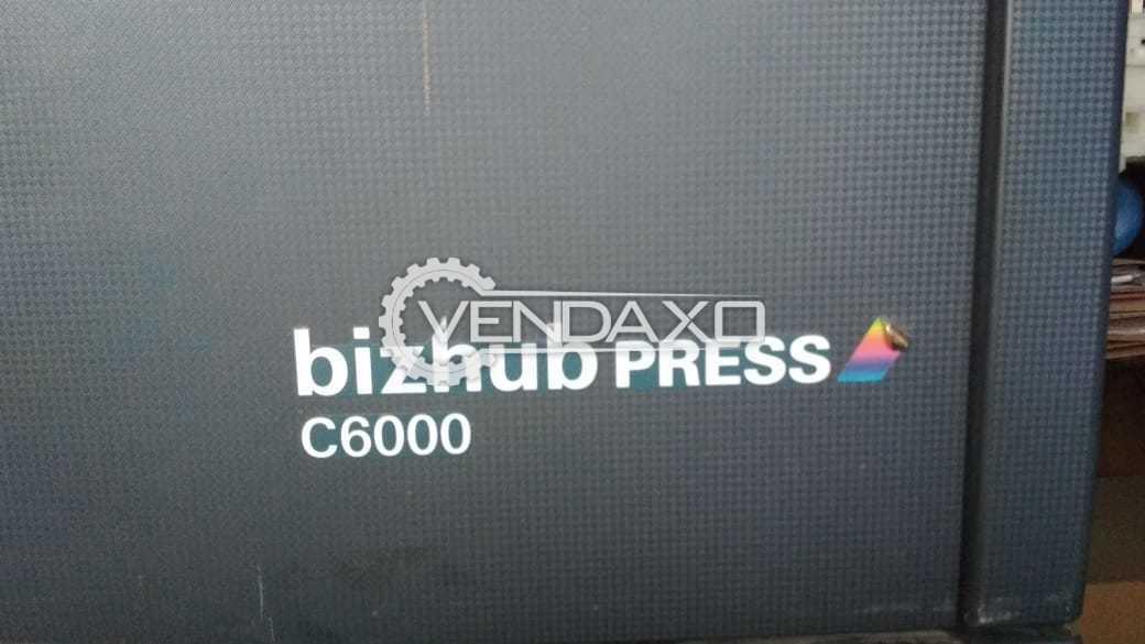 Konica Minolta Digital Printer Machine - 70 Print Per Minute, 2011 Model