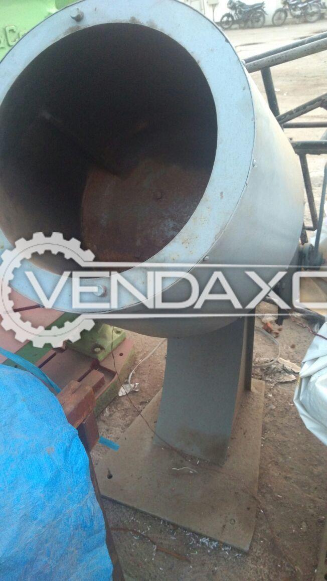 Polishing machine 500 kg 2