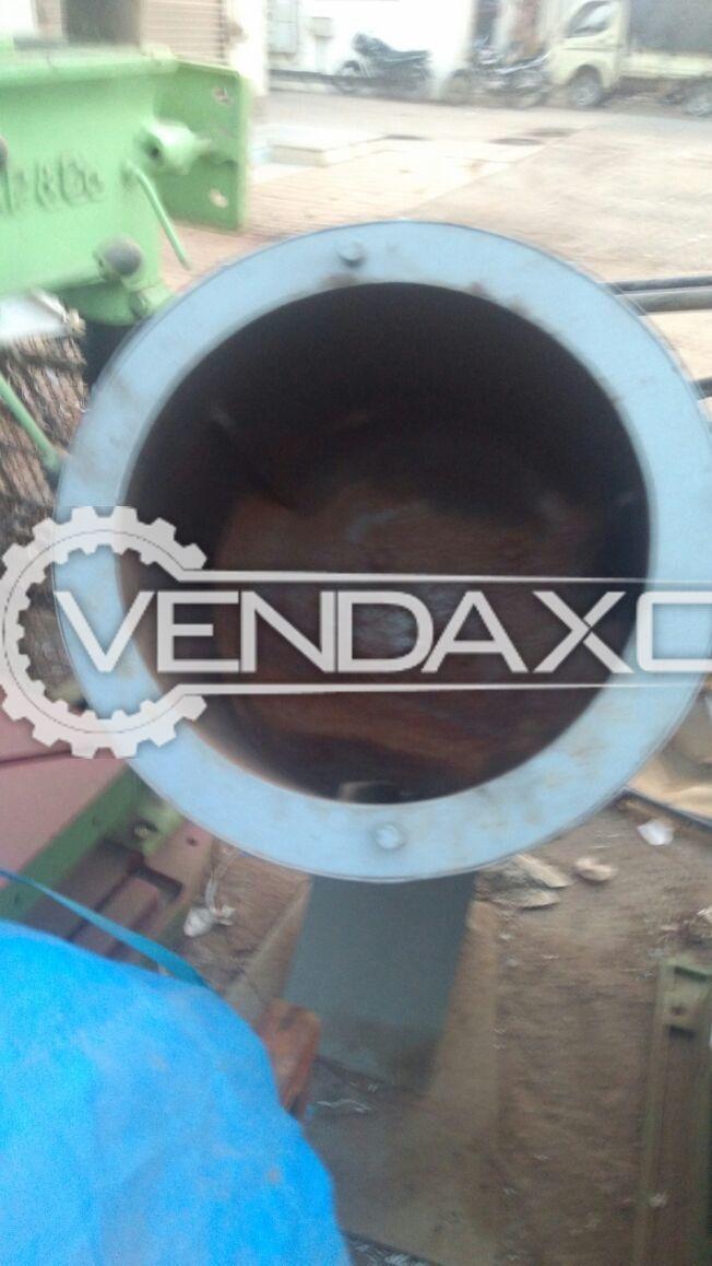 Polishing machine 500 kg 3