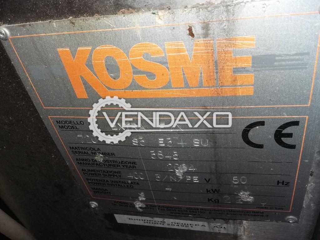 Kosme EXTRA FIX 720 9T S3 E3 Labeller