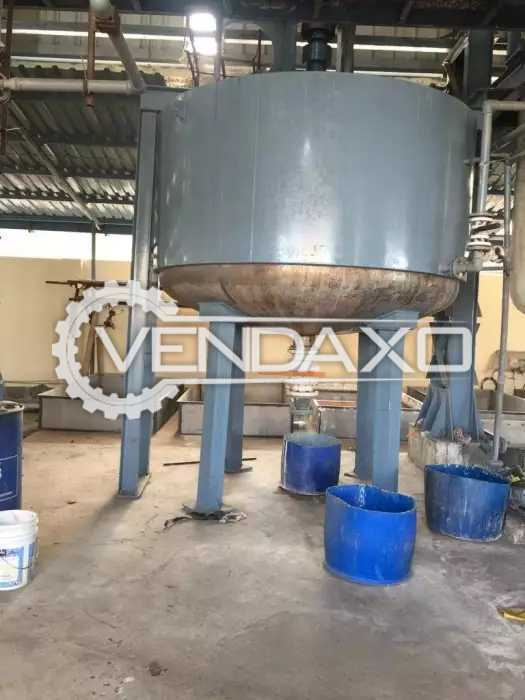 Indian Make Mixing Vessel - 10 KL
