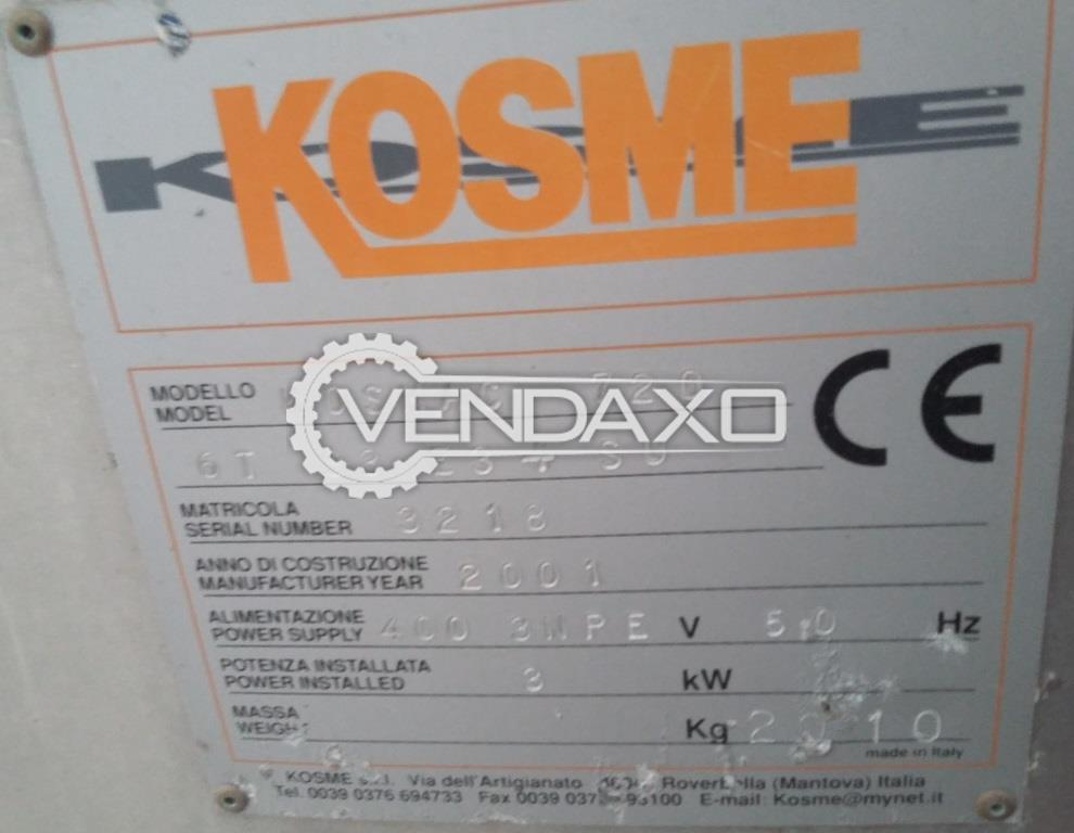 Kosme KOSME KOSMAC 720 6T S3 E3 SU labeler