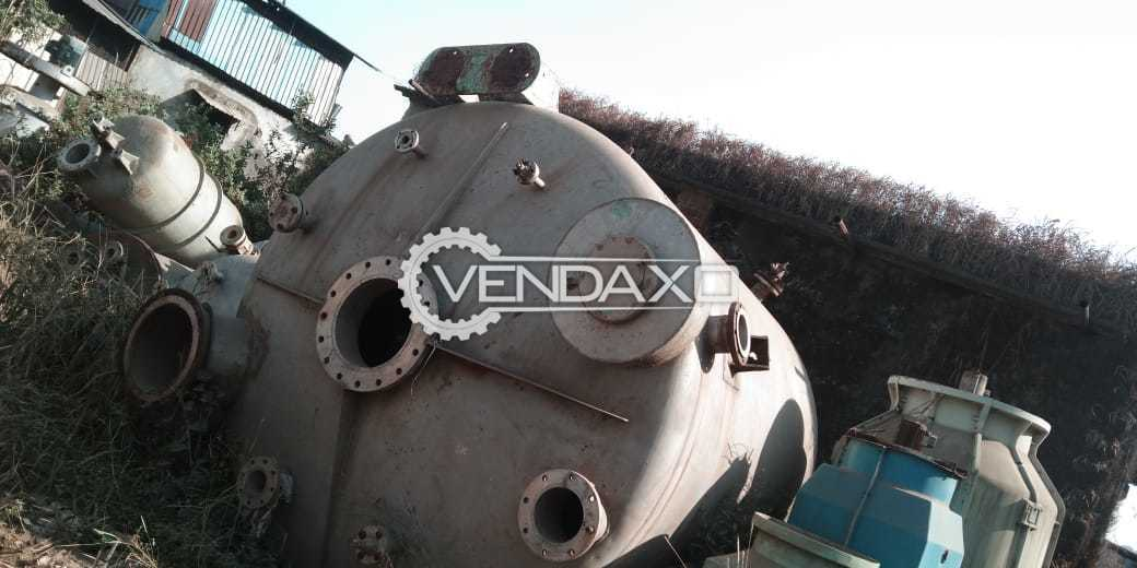 SS 304 Mixing Vessel - 15 KL