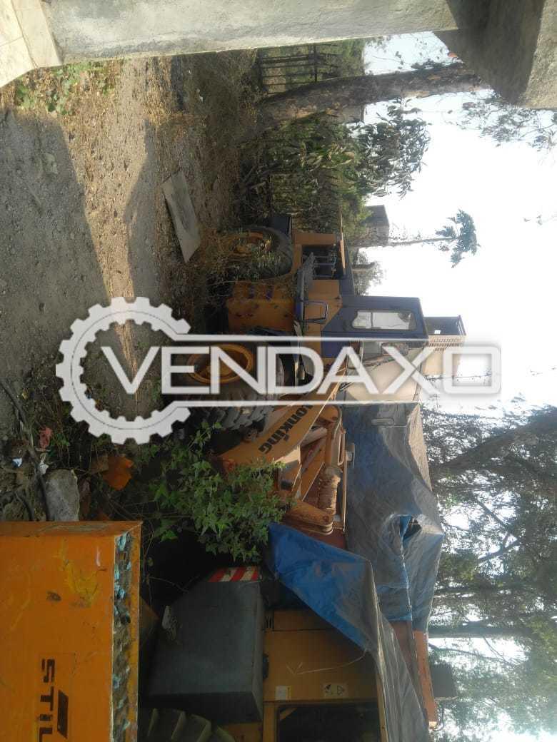 Lonking Wheel Loader Excavators - 5 Ton, 2014 Model