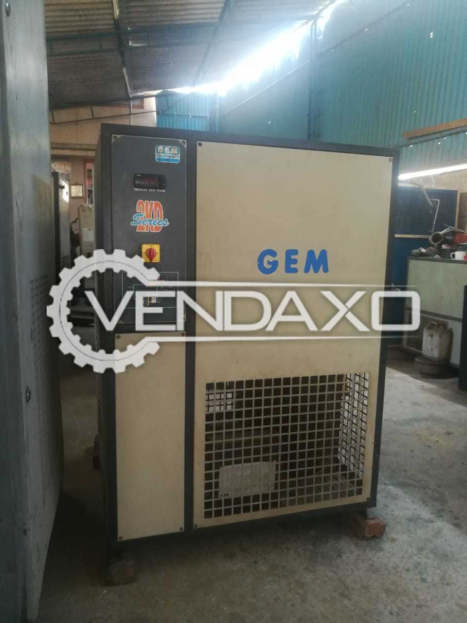 GEM Air Compressor - 300 CFM