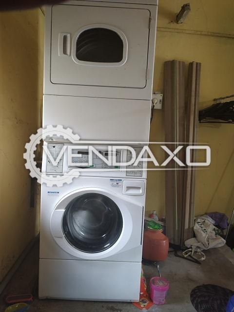 IFB Washer / Dryer Stacko Machine - 10 KG, 2017 Model