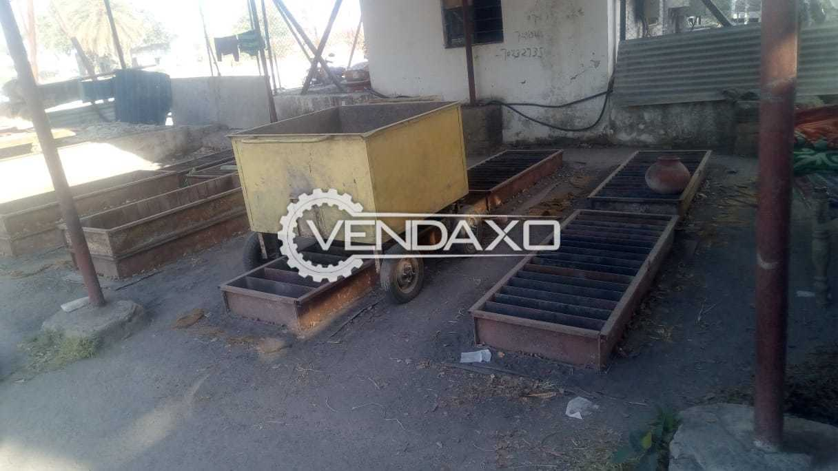 Available For Sale ZJ Make CLC Block Plant - 2018 Model