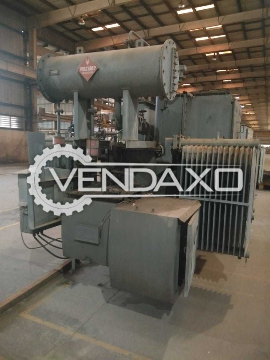 Voltamp Transformer - 1600 Kva