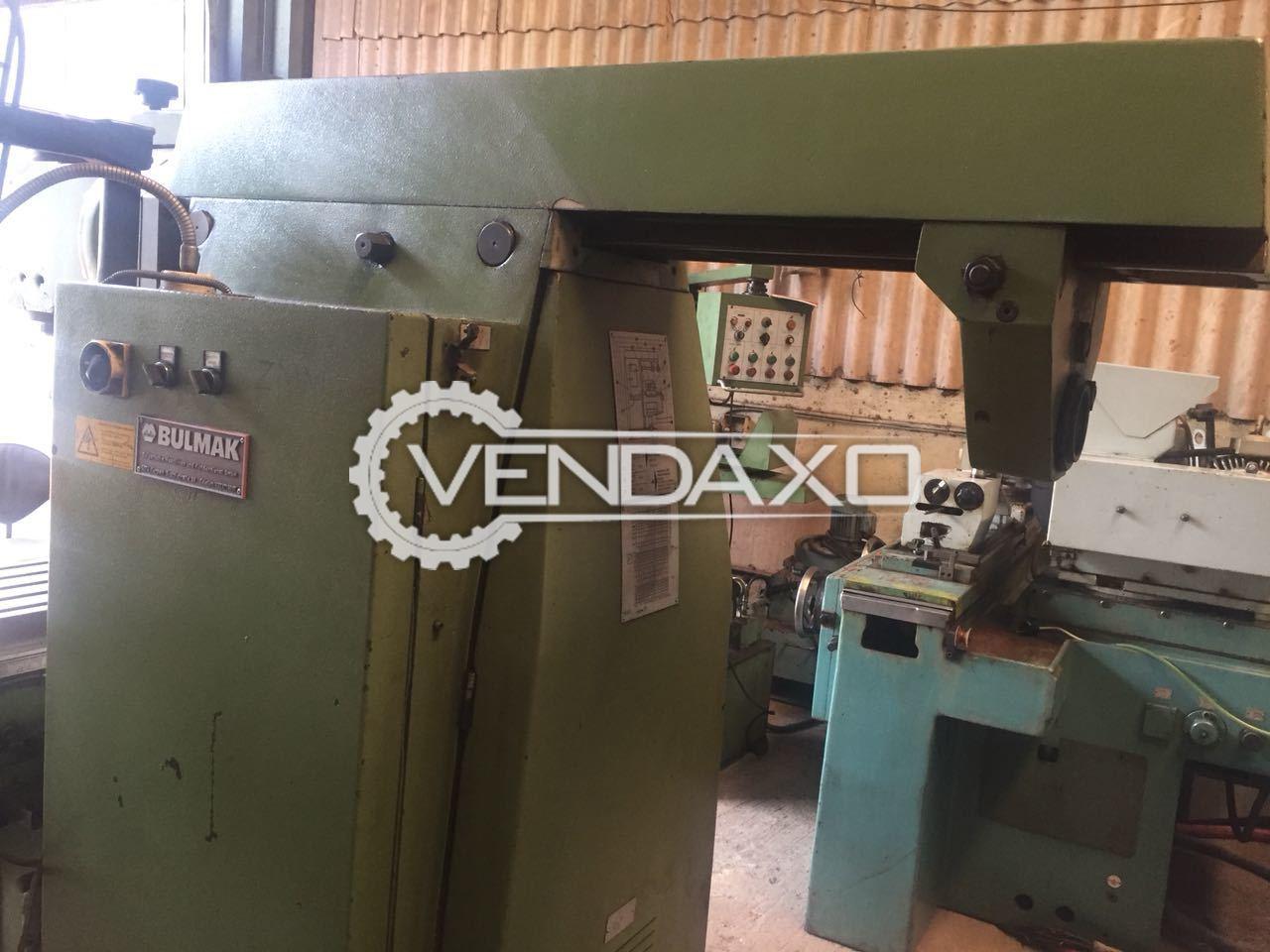 Universal milling machine 5